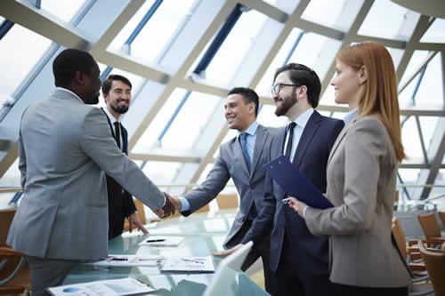 Negócios, Clientes e Comercial